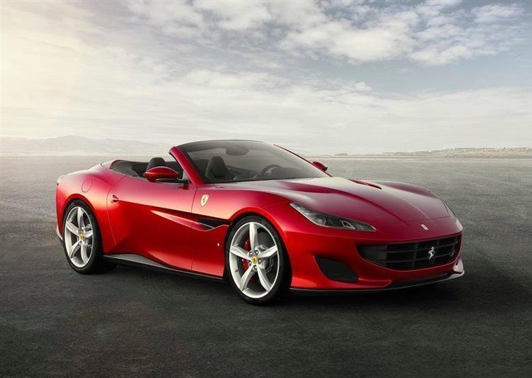 C'est officiel — Ferrari SUV