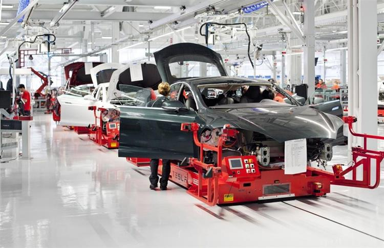 Tesla optimiste sur la production de Model 3