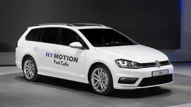 hymotion la volkswagen golf se convertit l hydrog ne photos. Black Bedroom Furniture Sets. Home Design Ideas