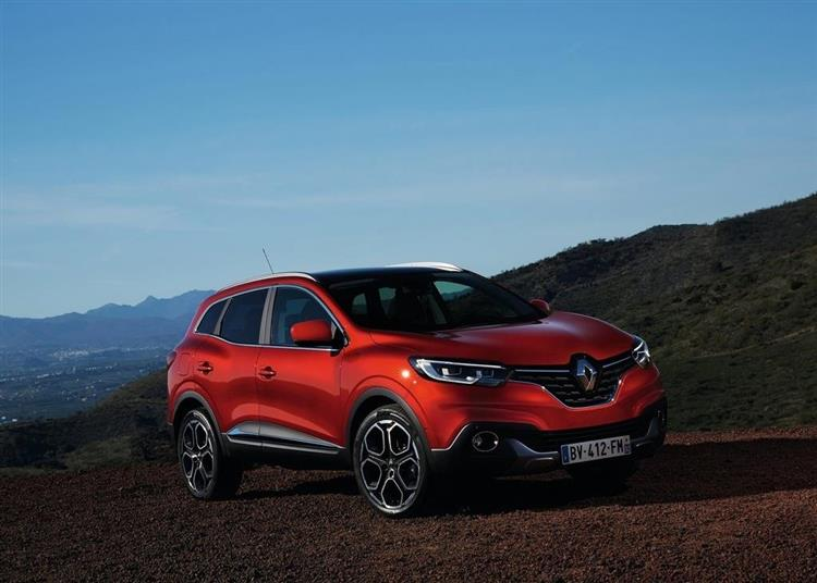 renault kadjar premier hybride du losange photos. Black Bedroom Furniture Sets. Home Design Ideas