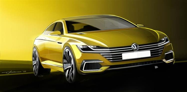future volkswagen cc l hybride rechargeable gte au programme. Black Bedroom Furniture Sets. Home Design Ideas