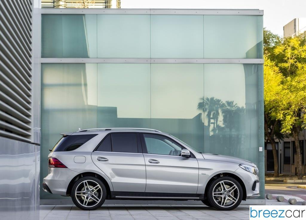Mercedes Suv Gle  Hybride  Allemagne