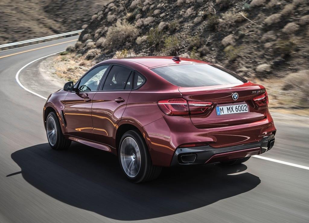 BMW i9 : un X6 électrique à l'horizon 2020