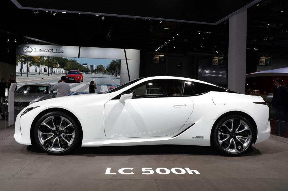 lexus lc 500h un coup hybride nomm d sir paris. Black Bedroom Furniture Sets. Home Design Ideas