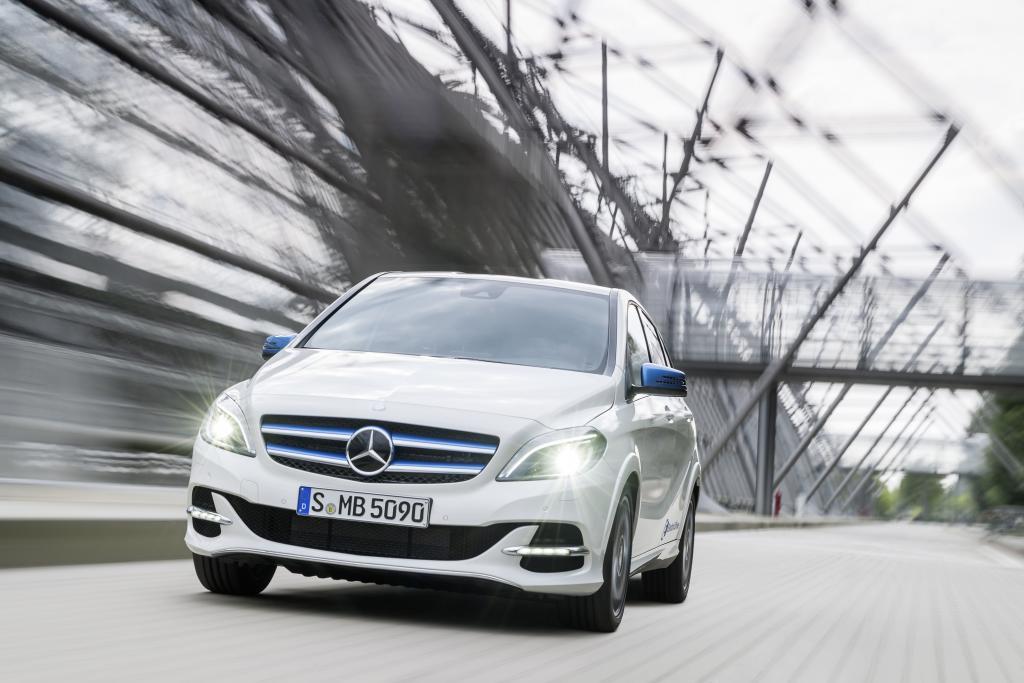 Mercedes Classe B Electrique : mercedes classe b lectrique commercialisation en europe ~ Medecine-chirurgie-esthetiques.com Avis de Voitures