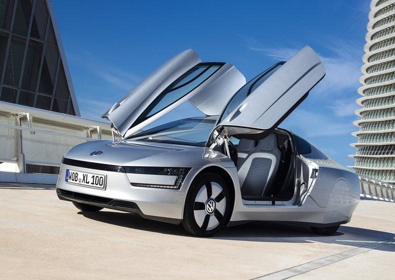 volkswagen xl1 l hybride qui ne consomme que 0 9l 100 km. Black Bedroom Furniture Sets. Home Design Ideas