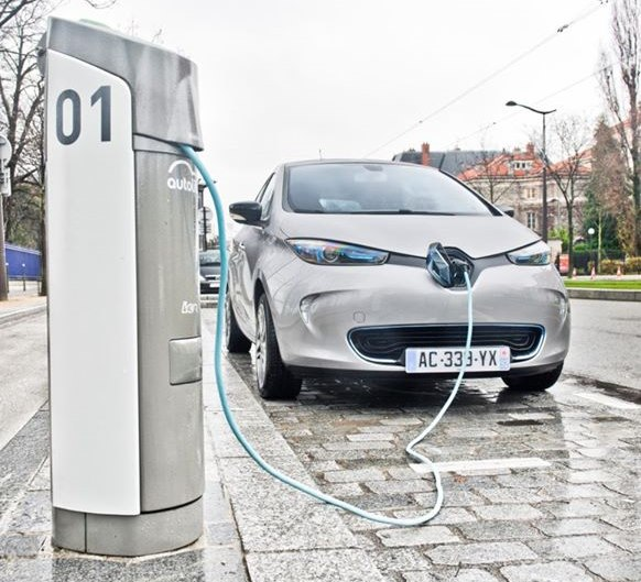 renault zo comment la recharger